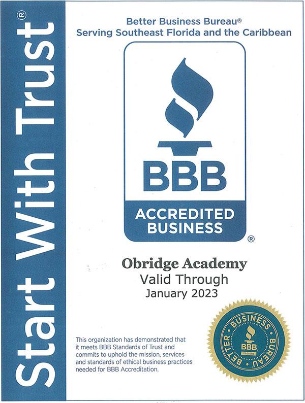 BBB Obridge 2017