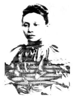 我国第一位女留学生金雅梅