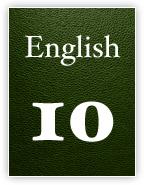十年级英文